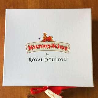 Bunnykins Bib and Blanket Gift Set