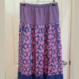 Sportsgirl maxi Boho Skirt