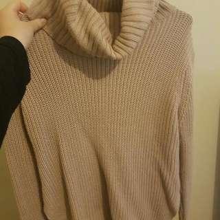 Nude Knit Jumper