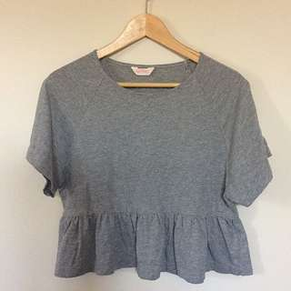 Gorman Grey Croptop