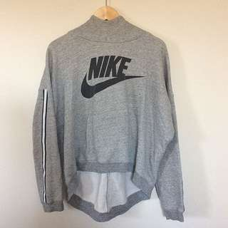 Nike Hoodie Light Grey