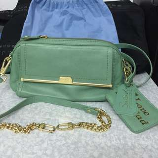 🍁HOLD🍁SALAD Leather Bag