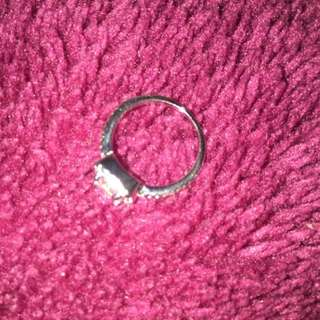 Silver Ring Size 8