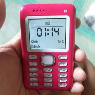 Cherry Mobile P1 ( Color Pink )