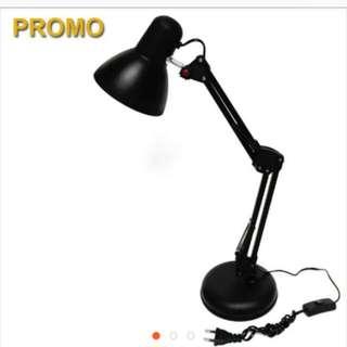 Lampu Meja Belajar Arsitek Jm-800 Desk Lamp Switch 220v 60wat 1,8m Ka