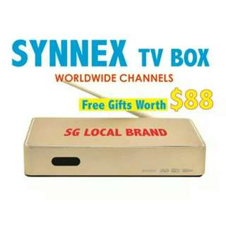 Synnex Android TV Box