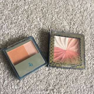 Blush+highlight Sets