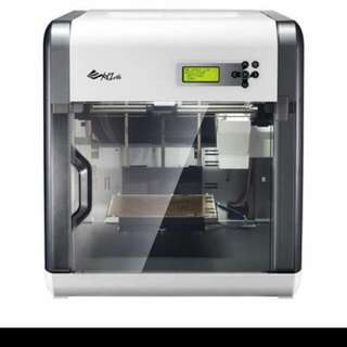 Da Vinci 3D Printer (Without Scanner) (3F10AXSG00J) Neg