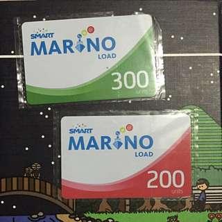 Smart Marino Loadcard