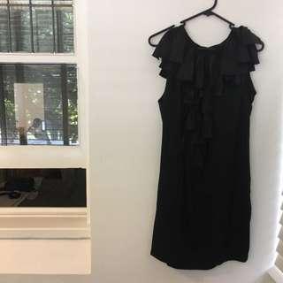 Bettina Liano Black Dress