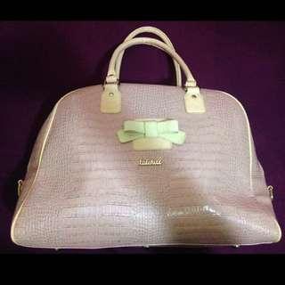Kate Hill Overnighter Bag