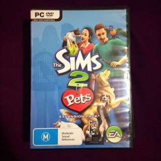 The Sims 2: Pets Expansion Pack