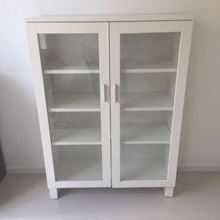 Lynx Bookcase Glass Doors