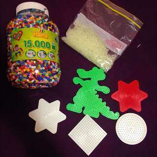 Hama Beads And Molds