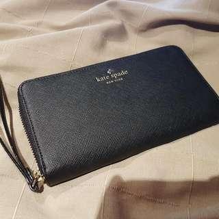 NEW Kate Spade Black Purse/Wallet