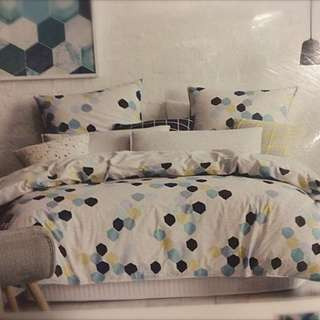 ADAIRS Rebecca Judd Loves Quilt Cover Set BNWT