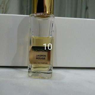 half left Tom Ford perfume jasmine