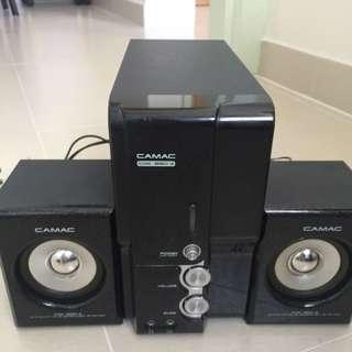 CAMA 2.1 Channel Subwoofer Speaker