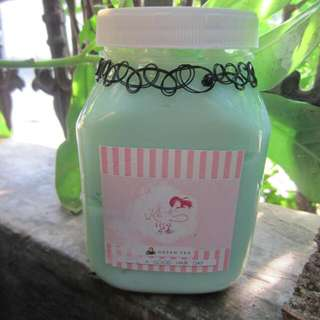Hair Creambath Teh Hijau/Green Tea Laklara
