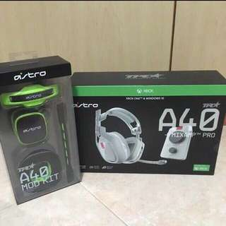 Astro A40s TR Edition Headset