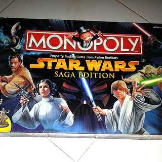 Monopoly Star Wars.