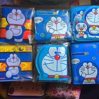 Doraemon wallet 多啦A夢 銀包 錢包