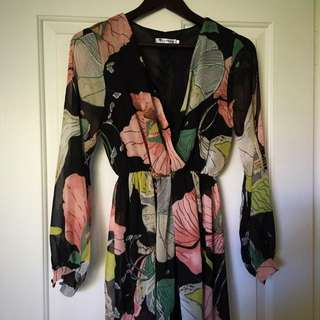 NEW Size 10-12 Maxi Dress