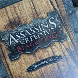 PS3 Assassin's Creed IV: Black Flag Buccaneer  Edition with Statue