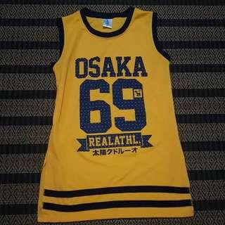 WOMENS Osaka sleeveless top
