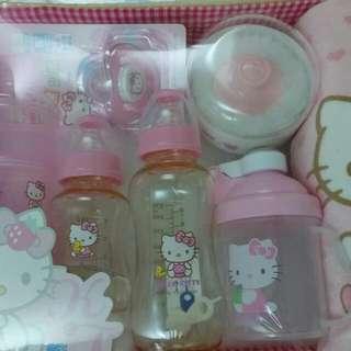 Hello Kitty彌月禮盒