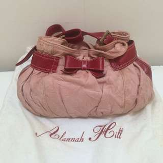 Alannah Hill Leather Handbag