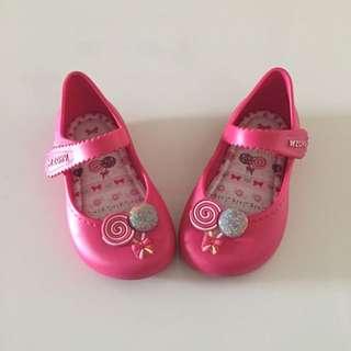 AUTHENTIC Zaxy Pink Lollipop Shoes (US Size 9)