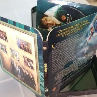 Harry Potter Chamber Of Secret DVD
