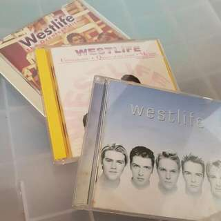 Westlife CDs