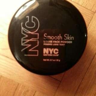 NYC Loose face Powder
