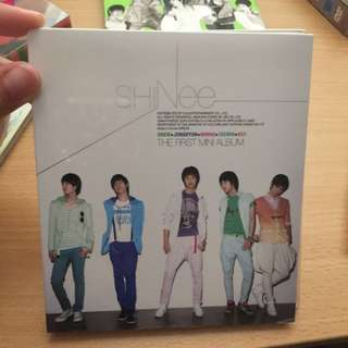 SHINee Replay Album