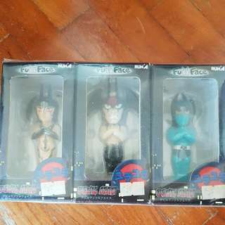 Devil Man Figures