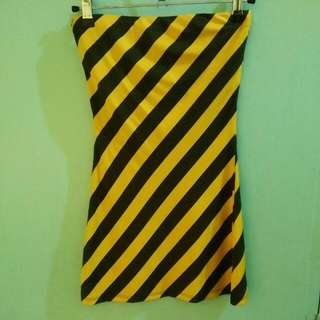 Striped Tube Top