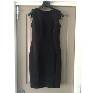 Black Business Dress