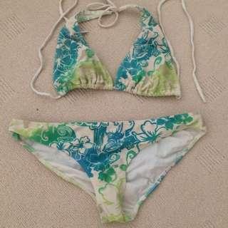 Flower Bikini Set