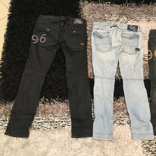 Authentic G Star Raw Denim Jeans
