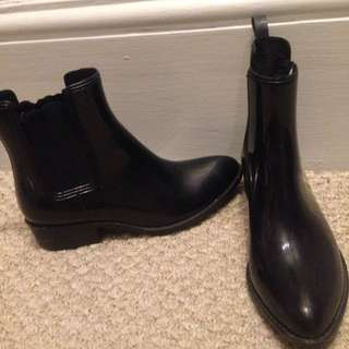 Jeffrey Campbell Rain Wellies
