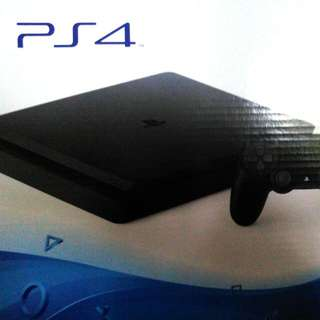 500 GB New Look PS4