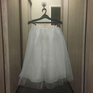 BCBGeneration Midi Tutu Skirt