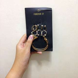 Forever 21 Jewelry Set