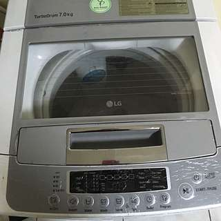 Automatic LG WASHING MACHINE