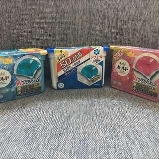 【現貨】(盒裝)寶僑P&G 最新熱賣香氛洗衣球