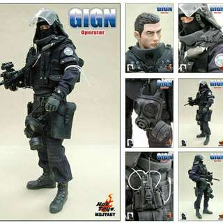 Hot Toys GIGN (Sell As A Set Of 2)
