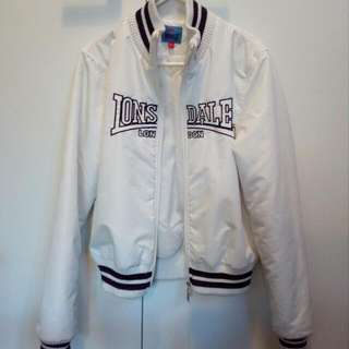 LONSDALE LONDON BOMBER JACKET