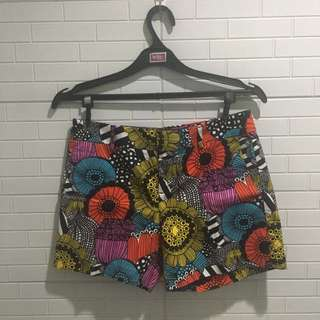 BANANA REPUBLIC Printed Short